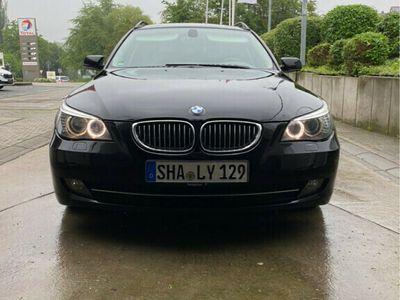 second-hand BMW 520 d Touring an 2008 cp 180 km 234000