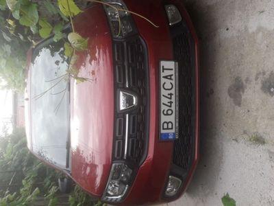 second-hand Dacia Logan noua