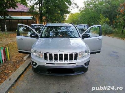 second-hand Jeep Compass 2.2.CRD