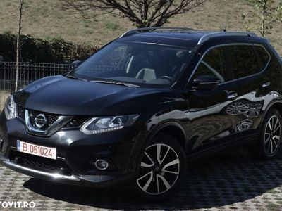 second-hand Nissan X-Trail T32