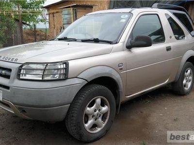 second-hand Land Rover Freelander 4x4 Cabrio cu Hardtop, 2.0 Diesel, an