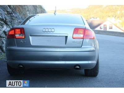 second-hand Audi A8 4500