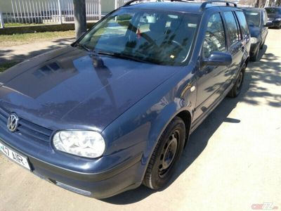 second-hand VW Golf 1.9 ALH