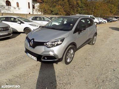 second-hand Renault Captur din 2016