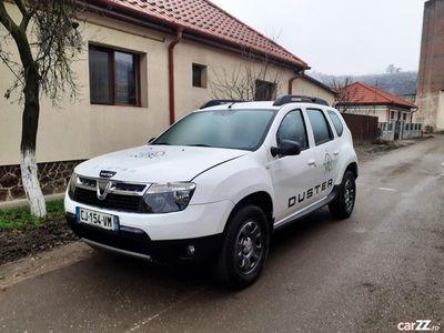 second-hand Dacia Duster 4x4 Clima