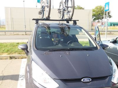 second-hand Ford B-MAX 1.0 ecoboost 100cp 96 500 km titanium euro 5