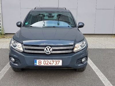 brugt VW Tiguan DSG 4x4 2016 2.0 TDI 184 CP