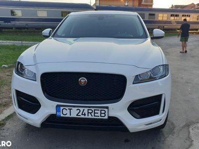 second-hand Jaguar F-Pace