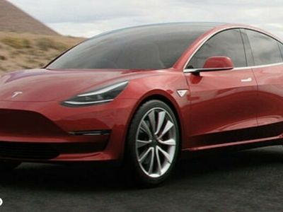 second-hand Tesla Model 3 Standard