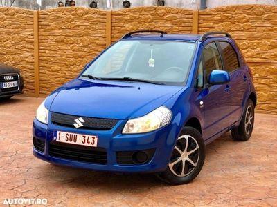 second-hand Suzuki SX4 an 2008/11 motor 1,9 diesel