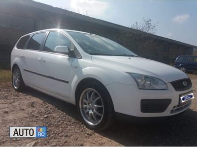 second-hand Ford Focus II, 1.6 TDCI, 2007