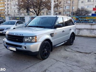 second-hand Land Rover Range Rover Sport