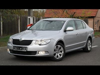 second-hand Skoda Superb 1.8 Tsi, an 2009