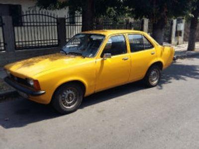 second-hand Opel Kadett c 1978