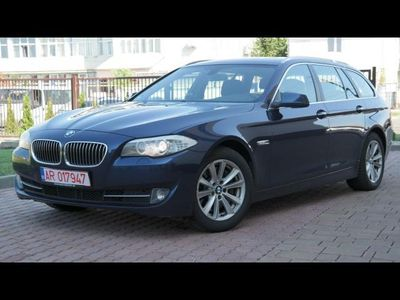 second-hand BMW 520