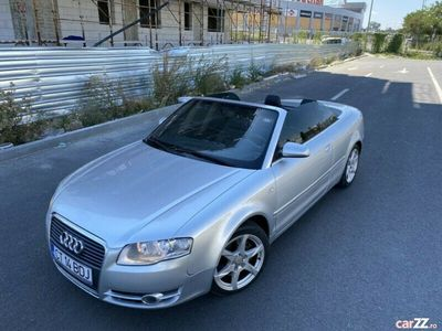 second-hand Audi A4 Cabriolet 2.5 TDI Automat