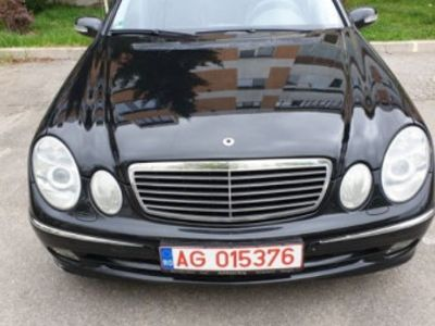 brugt Mercedes E270 clasa