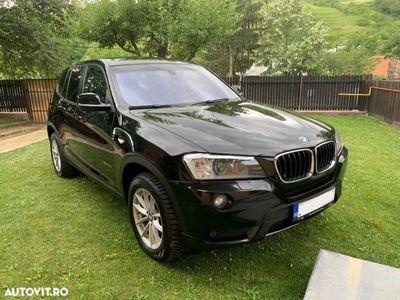 second-hand BMW X3 Xdrive 2.0 D, f25, automat