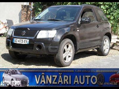 second-hand Suzuki Grand Vitara 4x4