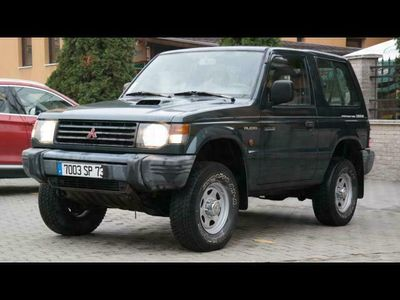 second-hand Mitsubishi Pajero - an 1997, 2.8 td (Diesel)