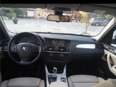 second-hand BMW X3 2.0 DIESEL 184 CP