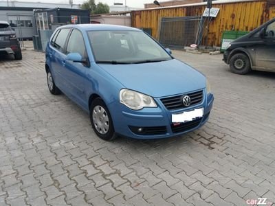 second-hand VW Polo an fabricatie 2006/ 1.2 benzinta 47kw