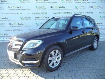 second-hand Mercedes GLK220 CDI 4MATIC BlueEfficiency A-Edition Plus Aut.