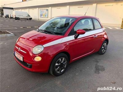 second-hand Fiat 500 1.4 Sport Euro 5 Automat