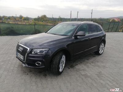second-hand Audi Q5 2010 S-line quattro euro 5 acte valabile