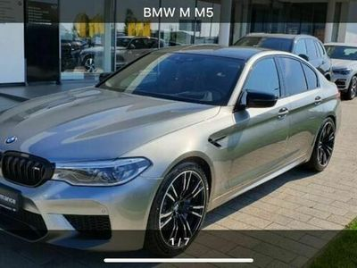 second-hand BMW M5 Competition