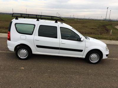 second-hand Dacia Logan MCV cu PORTBAGAJ