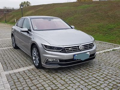 second-hand VW Passat R line 4Motion BITDI