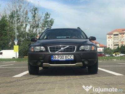 second-hand Volvo XC70 GPL