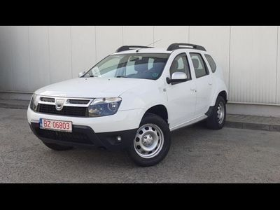 second-hand Dacia Duster 2011 4x4 rate auto