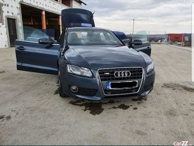 second-hand Audi A5 S line