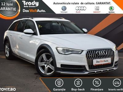 second-hand Audi A6 Allroad