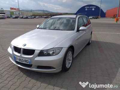 second-hand BMW 320 disel
