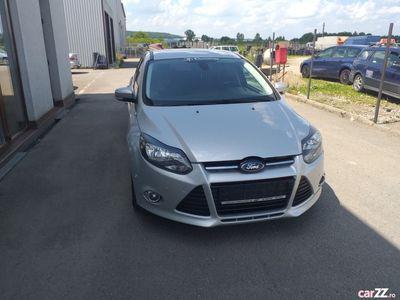 second-hand Ford Focus titanium 150 cp