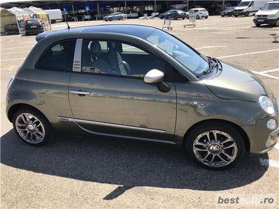 second-hand Fiat 500 - 14.500 km - Euro 5 - unic proprietar