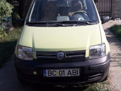 second-hand Fiat Panda 2006