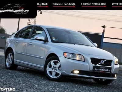 second-hand Volvo S40 1.6
