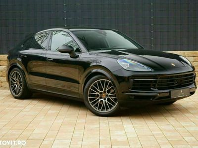 second-hand Porsche Cayenne Coupe