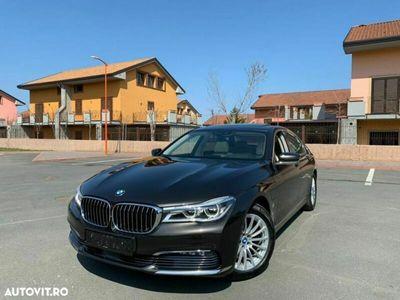 second-hand BMW 740 Seria 7 e