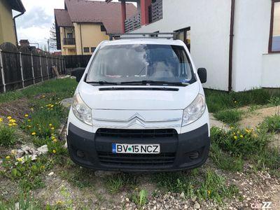 second-hand Citroën Jumpy combi
