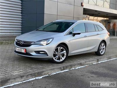 second-hand Opel Astra 2016, Matrix LED, Navi, Euro6.