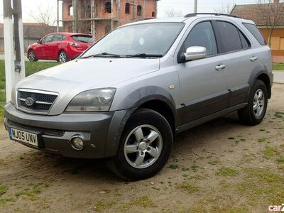 second-hand Kia Sorento 4x4