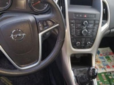 second-hand Opel Astra 17 CDTI