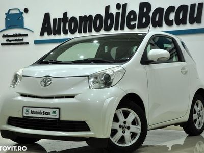 second-hand Toyota iQ 1.0 vvt i 2010 germania aer conditionat 113 300 km