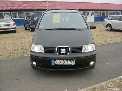 second-hand Seat Alhambra 7 locuri diesel euro 4 din 2007 cp 140