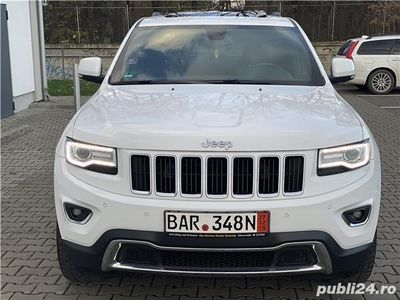 second-hand Jeep Grand Cherokee Limited - 2016 - Facelift - Euro 6